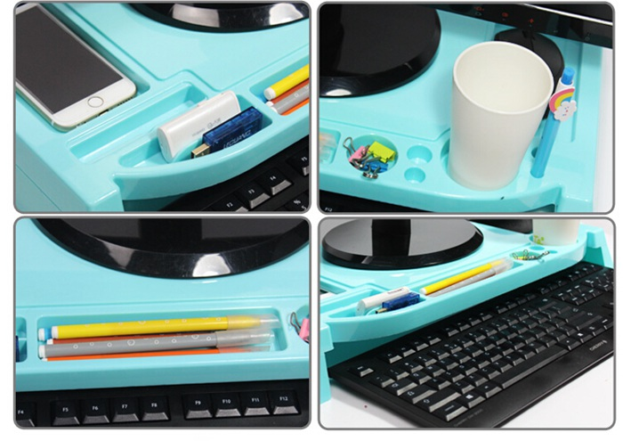 ABS Plastic Computer Monitor LCD LED Stand