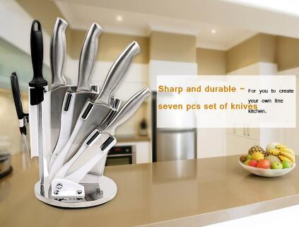 stainless steel kitchen knife set manufacturer