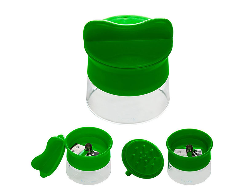 Hand-Held Spiralizer
