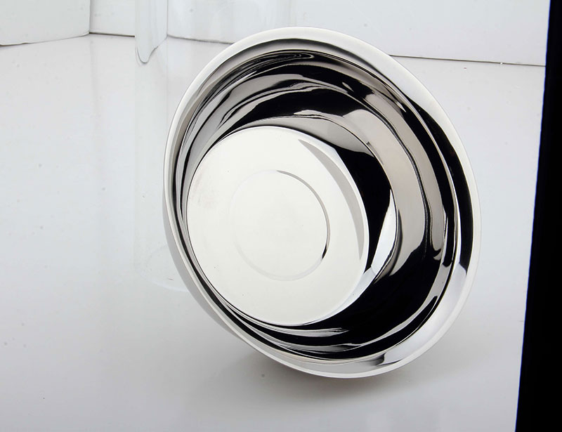 Double Layer Stainless Steel Mixing Bowl Set