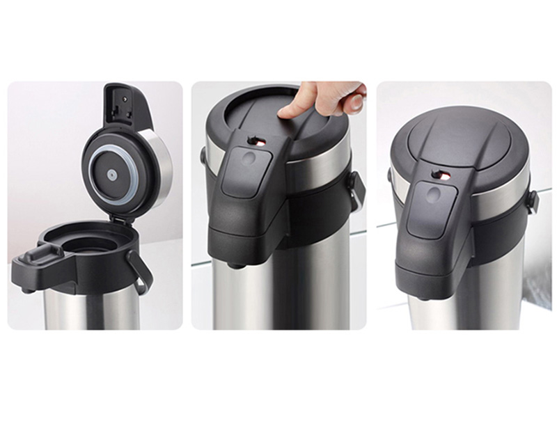 Hot Sales Double Wall s/s Vacuum Air Pot Container
