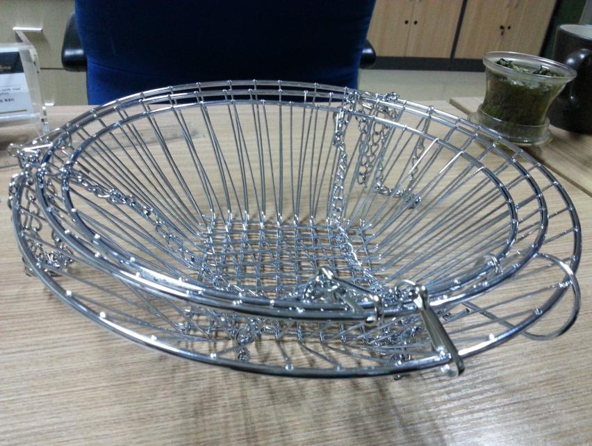 3 Tier Wire Hanging Fruit Basket
