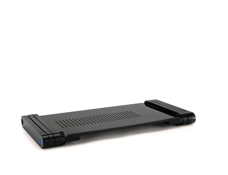 Stronger Durable Aluminum Notebook Stand Folding Laptop Desk