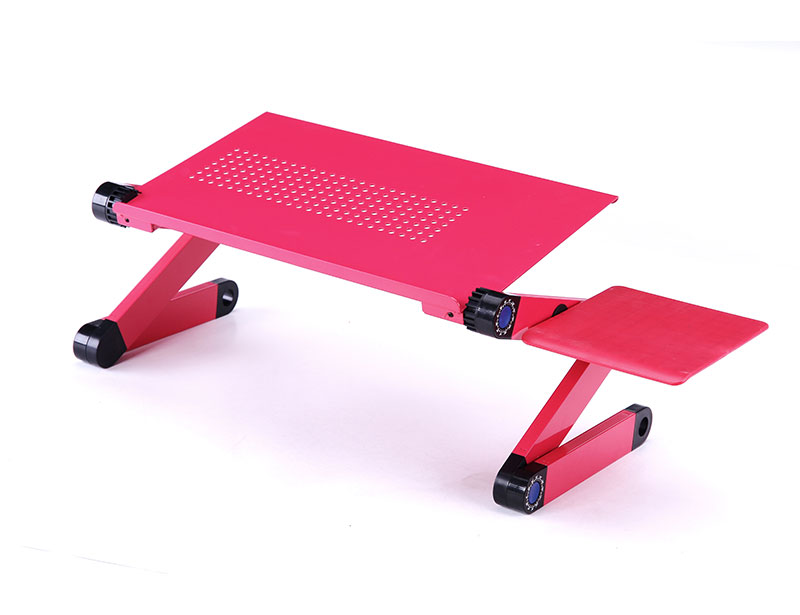 Stronger Durable Aluminum Notebook Stand Folding Laptop Desk