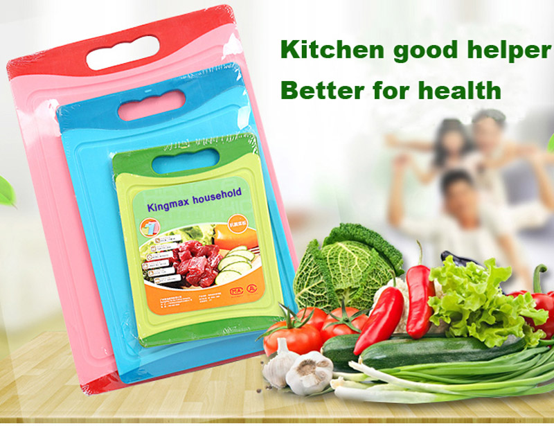 Plastic Chopping Board /Cutting Board /Chopping Blocks with Handle