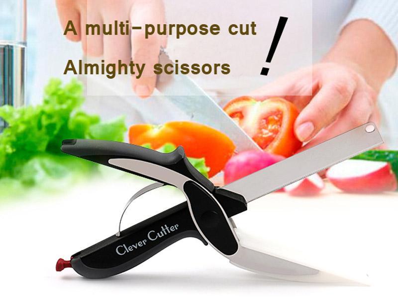 Clever Scissor Clever Cutter