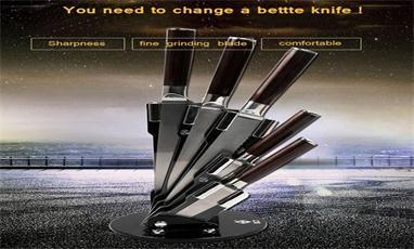 How to choose kitchen knife set in price?