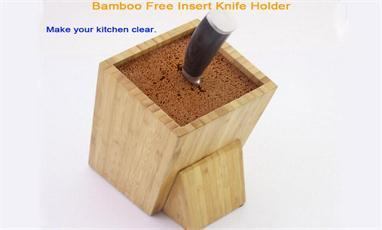 How to choose knife block?
