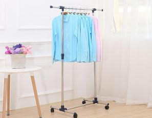The advantages of adjustable stainless steel clothes drying rack